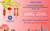 Thông báo nhận hồ sơ trực tuyến trong dịp Tết Nguyên Đán