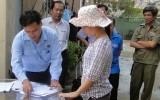 Thừa phát lại Nam Từ Liêm tuyển dụng tháng 10-2014