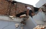 Lập vi bằng hiện trạng nhà làm cơ sở khởi kiện và tiếp tục xây dựng