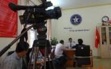 VTV1 đưa tin về vụ Gia Phú bán trùng căn hộ tối 13/5/2015