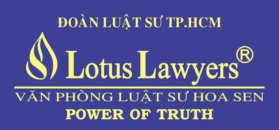 Luật sư Hoa Sen